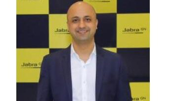 Jabra Amitesh Punhani as Head of APAC, Consumer Marketing