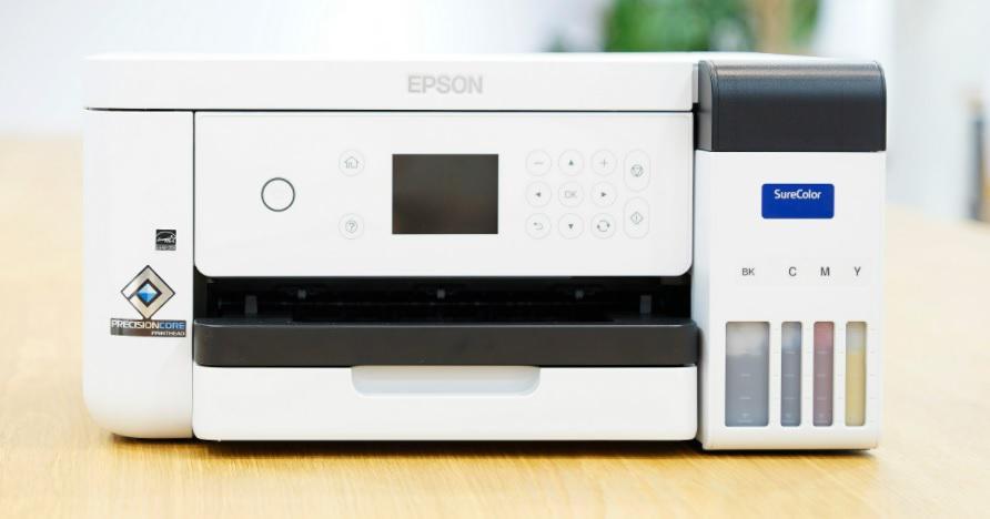 Epson A4 size dye-sublimation printer