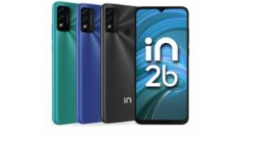 Micromax launches IN 2b