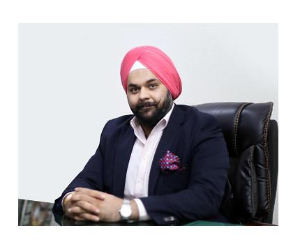 Avneet Singh Marwah, CEO at SPPL, an Exclusive brand licensee of Blaupunkt TV in India