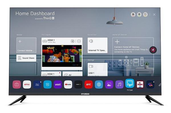 Hyundai Electronics 4K Ultra HD Smart LED TVs