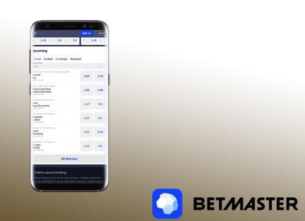 Betmaster App