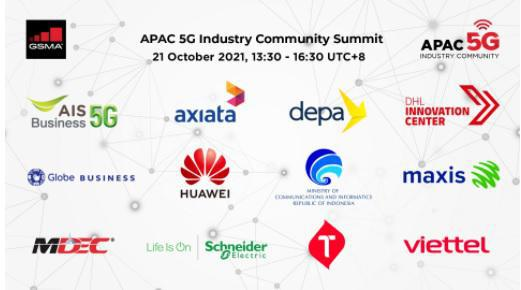 GSMA-Asia-Pacific-5G-Industry-Community